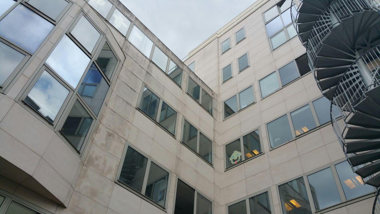 Immeuble Raspail I